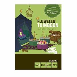 Rauwdouwers Moestuinpakket Fluwelen Tuinboon