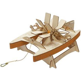 Haba Kit d'assemblage Catamaran