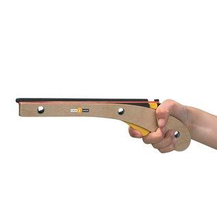 Naseweiss Pistolet élastique