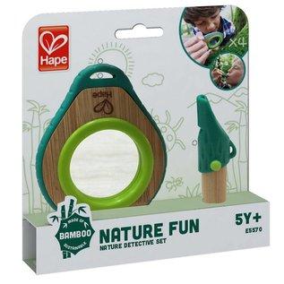 Hape Detective Set Nature