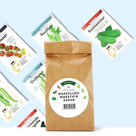 Makkelijke Moestuin Paquet de semences 'Salade colorée'