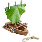 Haba Kit de construction bateau en liège