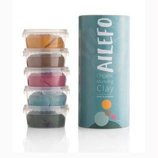 Ailefo Ailefo Argile Bio (5 x 160gr)