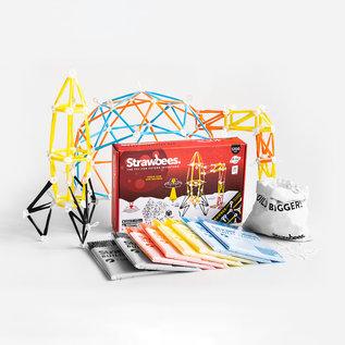 Strawbees  Kit scientifique fou
