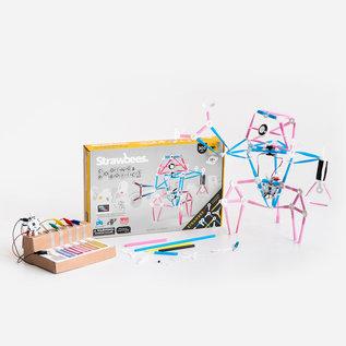 Strawbees  Codage et robotique