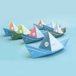 Sophie et Martin Petits bateaux