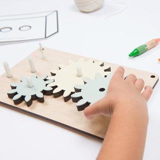 Koa Koa Koa Koa deurbel DIY