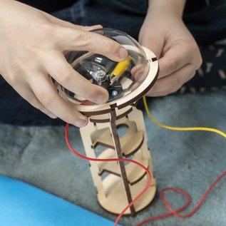 Koa Koa Lampe de poche Koa Koa DIY