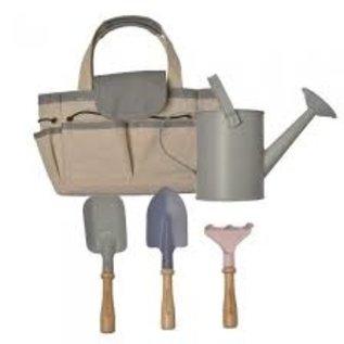 EverEarth Sac de jardin avec des outils