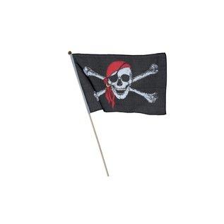 Helga Kreft Piratenvlag