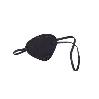 Helga Kreft eyepatch