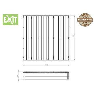 Exittoys Zandbak XL