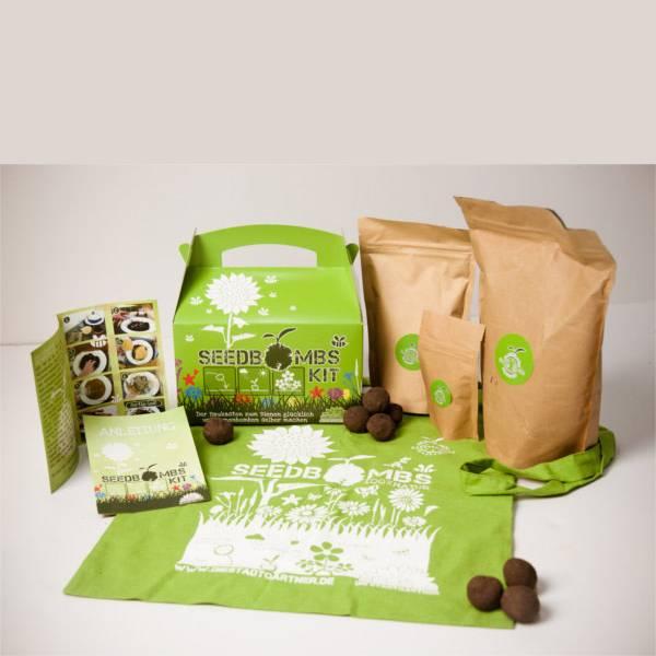 Seed Bombs Kit Diy