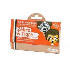 Namaki Zebra & Tiger