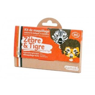 Namaki Zebra & Tijger