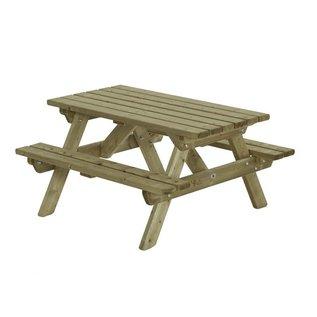 Talen Table de pique-nique pour enfants 120 x 115 cm