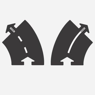 WayToPlay Bocht (2 stuks)