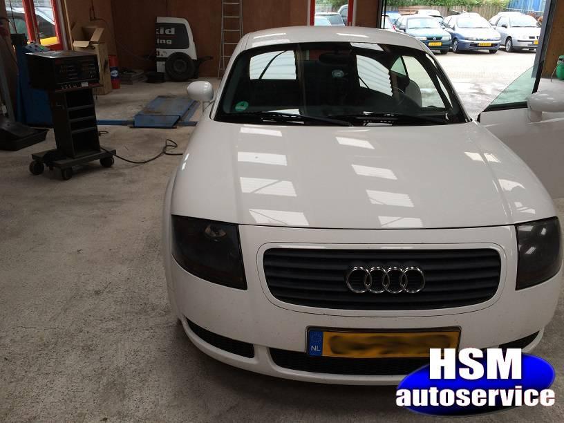 Audi TT met code P1297