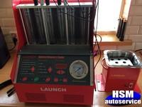 Injectoren reinigen / testen