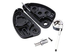 Autosleutel Alfa - behuizing 3 knoppen