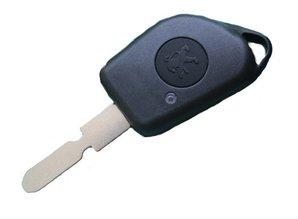 Autosleutel Peugeot- behuizing