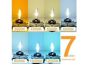 Lamp - Xenon D2S 8000k