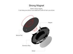 Telefoon houder magnetisch rood