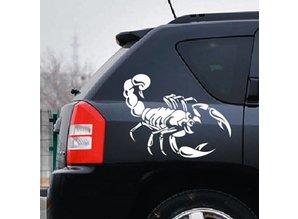 Sticker - Schorpioen