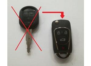 sleutel Nubira