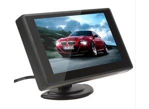 "Parkeerhulp - monitor 4.3"""