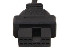 OBD kabel - Mitsubishi 12 pin