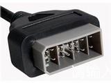 OBD kabel - Nissan 14 pin