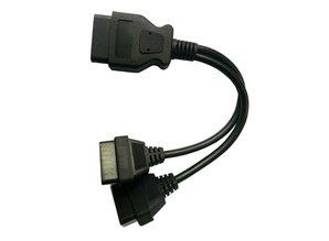 OBD kabel - splitter 30 cm.