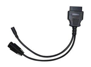 OBD kabel - PSA Peugeot / Citroen 2 pin