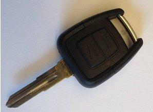 Autosleutel Opel  - behuizing