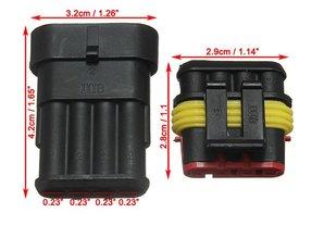 Stekker verbinding auto 4 pin