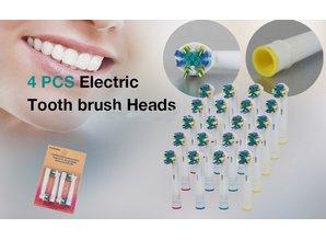 Tandenborstel opzetstukje Floss 4st.