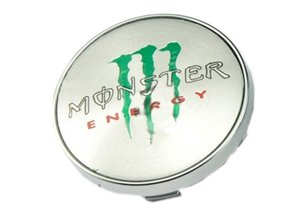 Monster Energy wielnaafdop 60mm