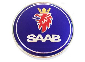 Saab wielnaafdop 60mm set