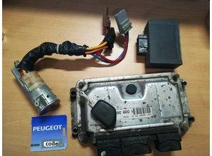 ECU en immo Peugeot 106