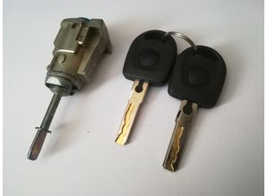 VW cilinderslot links
