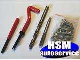 Helicoil M10 * 1.5 reparatieset 29 pcs