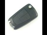 Opel Corsa D sleutel met afstandsbediening