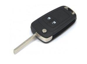 Opel sleutel met afstandsbediening