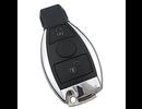 Mercedes sleutel 2 knoppen