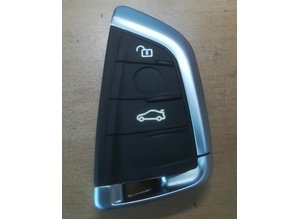 BMW sleutel 3 knoppen keyless go