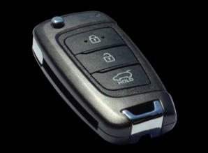Hyundai sleutel 3 knoppen