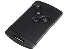 Renault sleutel kaart 4 knoppen keyless OEM