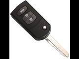 Mazda sleutel met afstandsbediening
