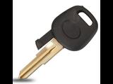 Chevrolet Daewoo sleutel zonder afstandsbediening